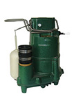 Cast-Iron Zoeller Sump Pump
