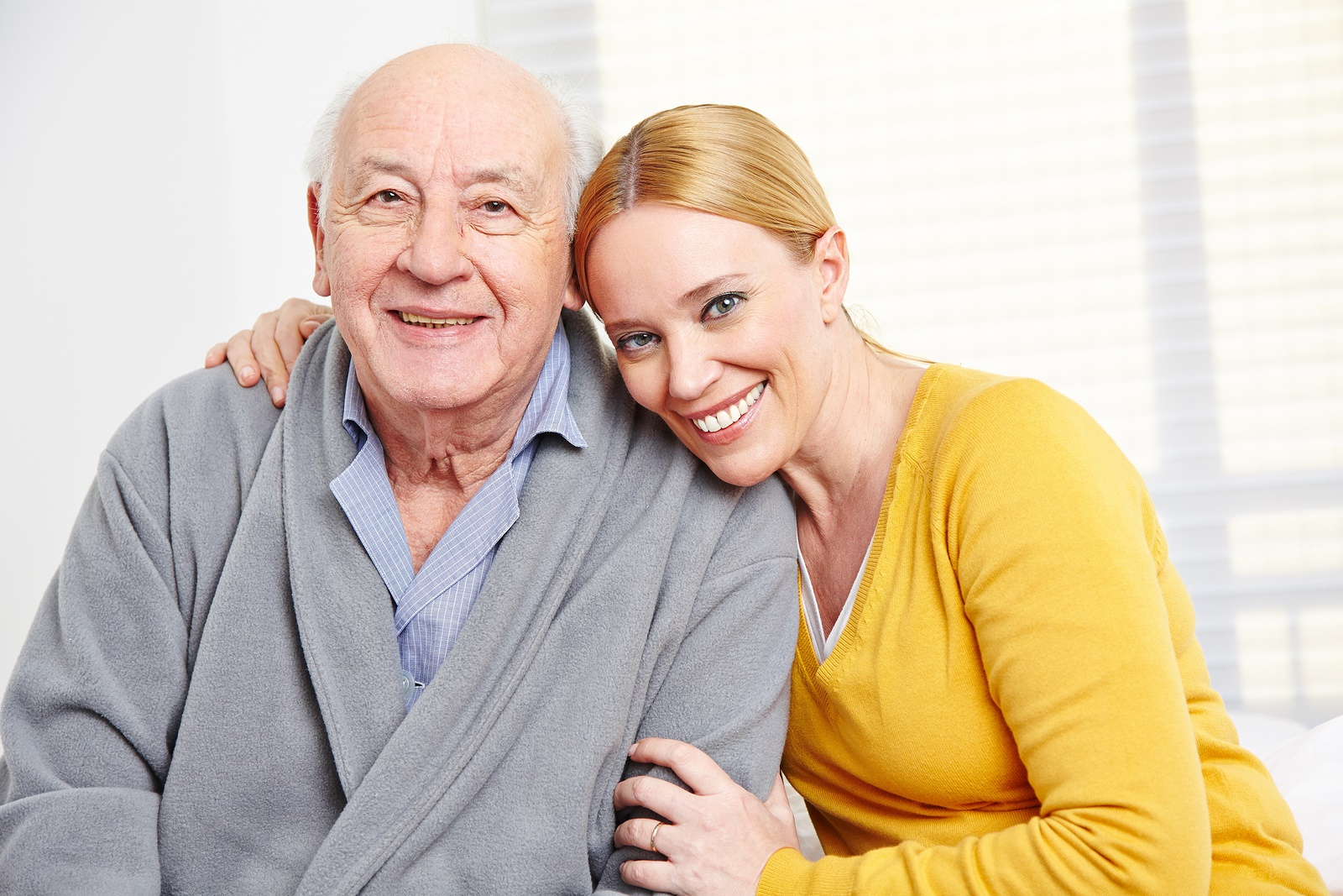 Seniors and Resources for Their Care