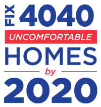Fix 4040 Homes by 2020