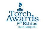 BBB Torch Awards for Ethics 2017 Recipient