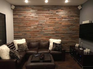 Home Remodeling Accent Walls Near Fairport Canandaigua