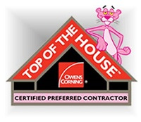 Owens Corning Top of the House