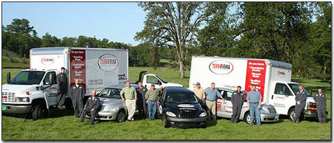 TerraFirma Foundation Systems crew picture