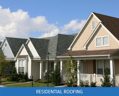 Roofing Services in OH, including Canton, Lorain & Cleveland.