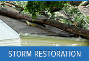 Storm Damage Repair in OH, including Cleveland, Canton & Akron.