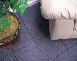 carpeted basement floor tiles in Cranberry Portage