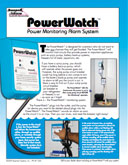 PowerWatch™ Power Monitoring Alarm System
