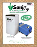 SaniDry™ Air Systems