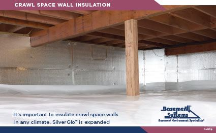 SentrySeal® Waterproofing & SilverGlo™ Insulation