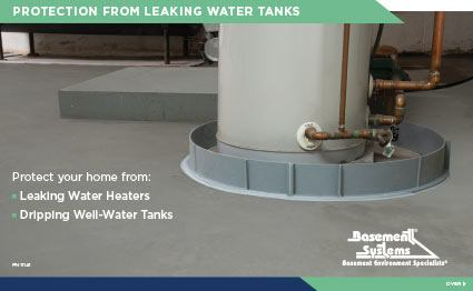 FloodRing® Water Tank Protection System