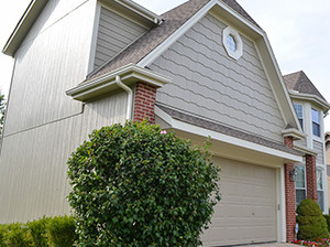 Beautiful home siding in Overland Park