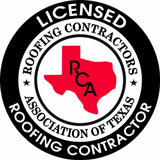 Alden Roofing licensed through RCAT