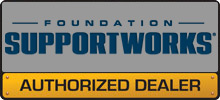 Foundation Support Systems of Wyoming is a Foundation Supportworks Authorized Dealer