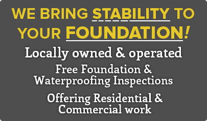 We are the Wyoming  Foundation Repair Experts!