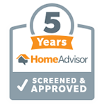 Home Advisor 5 Year Screened & Approved