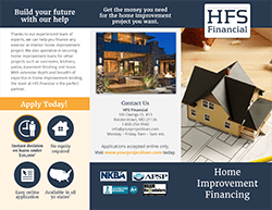 Check Out Our Home Improvement Financing Guide!