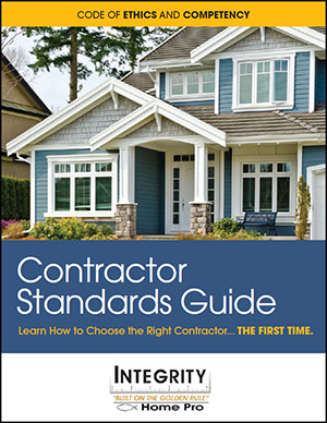 Contractor Standards Guide