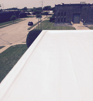Commercial roof repair & replacement in IL
