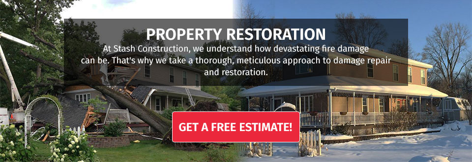 Property Restoration by Stash Property Restoration