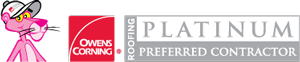 Marcor Construction Roofing & More is Owens Corning Platinum Preferred