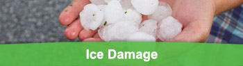 Ice Damage Repair In Long Island
