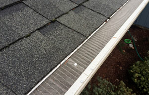 Installing gutter guards in Seattle, WA