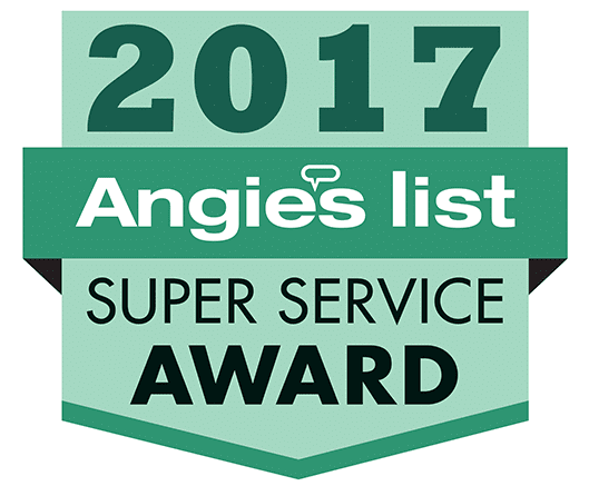 Xterior Solutions Angie's List Super Service Award 2017