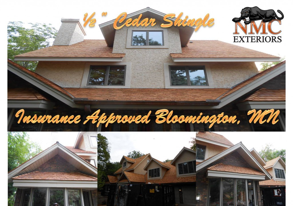 Cedar Shingle Replacement In Bloomington Mn News And