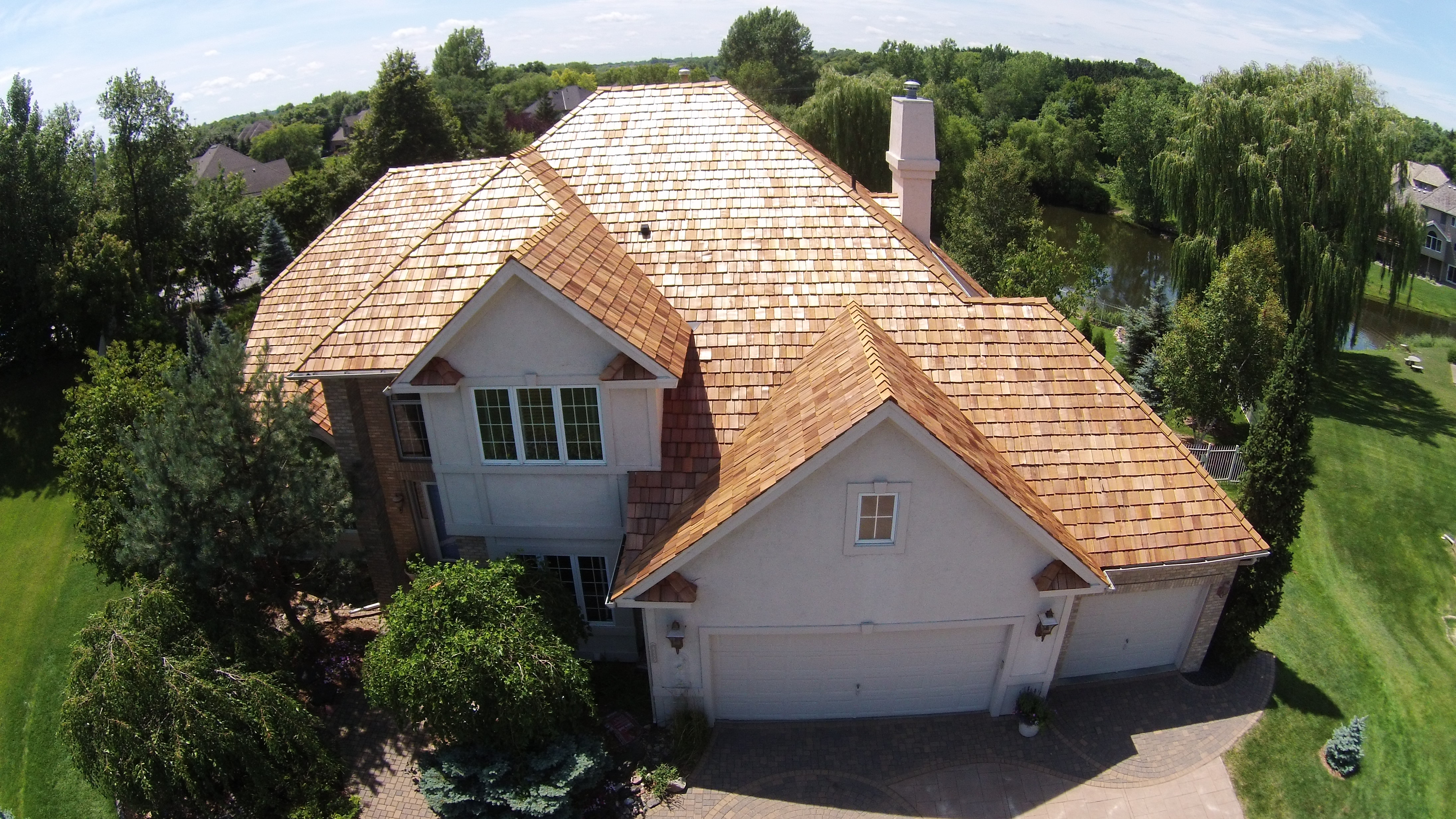 Best Contractor For Cedar Shake Roofing In Plymouth