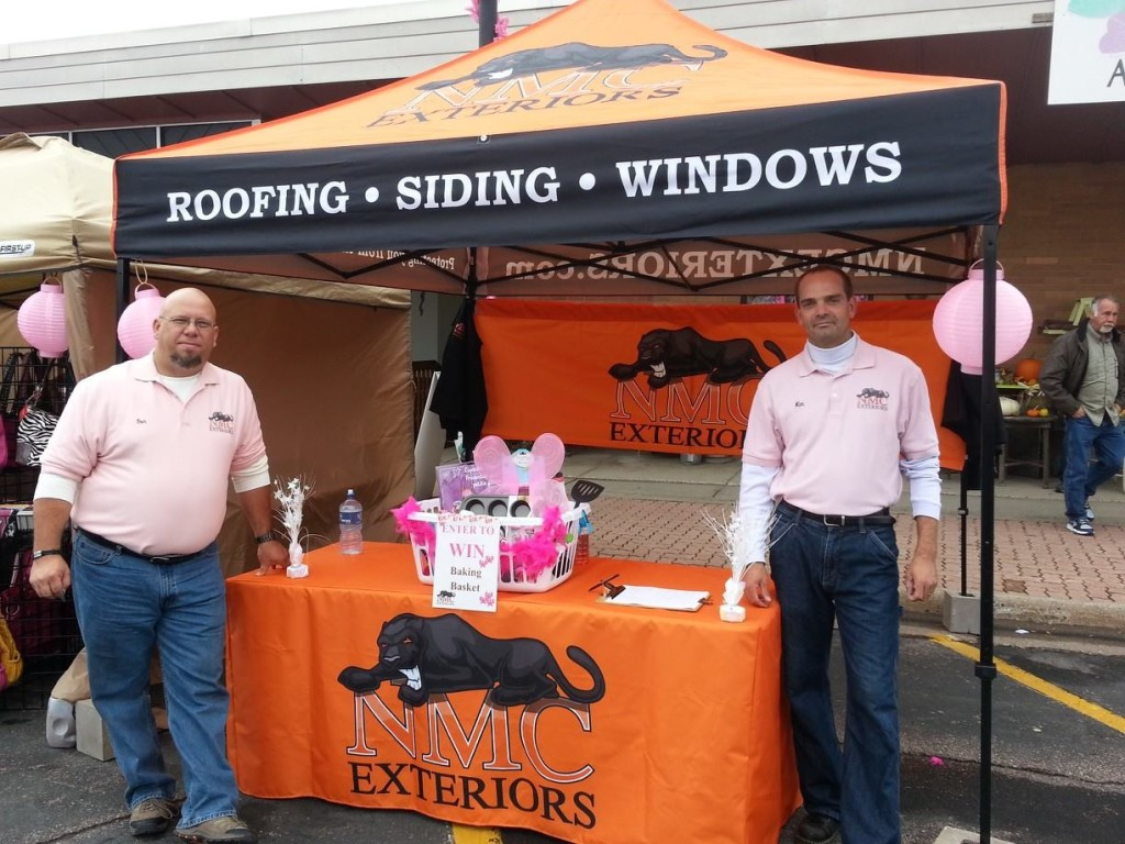 Buffalo, MN October 3rd, 2013 NMC Exteriors & Remodeling, LLC was once again proud to participate in the 5th Annual...
