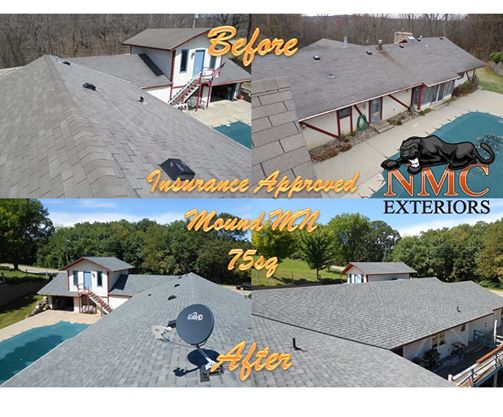 No roofing job is too large or too small for this Minnesota Roofing Contractor. We offer new construction of roofs,...