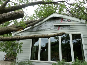 What to do After a Wind Storm:  After a wind storm, it is important to have a qualified roofing contractor perform...