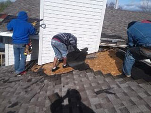roof replacement in Minnesota