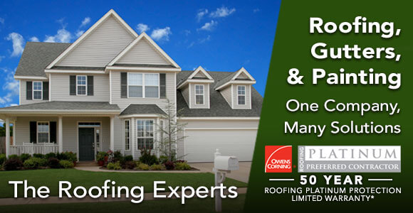 Professional Roofing & Exterior Remodeling Experts in Georgia!