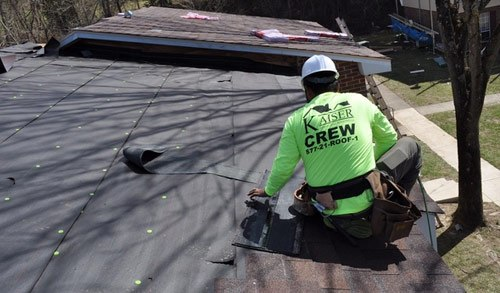 Roof Replacement in Greater Atlanta