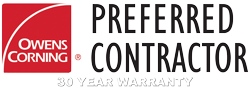 Clear Choice Home Improvements is Owens Corning Preferred Contractor