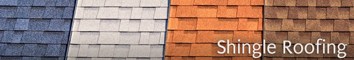 Shingle Roofing in PA and DE, including New Holland, Reading & Lancaster.