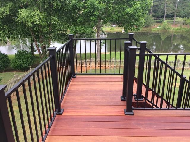 deck refinishing in Roswell, GA