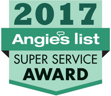 RoofRoof awarded the 2017 Angie's List Super Service Award
