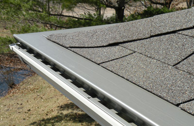 Gutter guard contractor in Minnesota