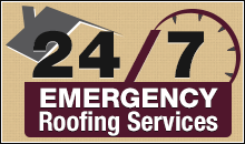 24/7 Emergency Roofing Services
