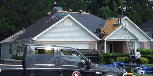Roof Replacement in Greater Atlanta, Decatur, Lawrenceville, Marietta