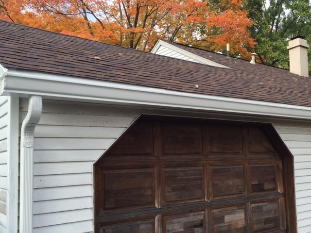 Aluminum gutters expertly installed in Greater Columbus