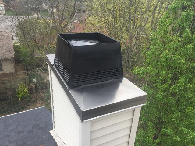 Chimney Caps Amp Cover Installation Lexington Richmond