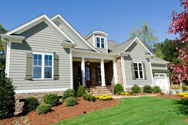 Vinyl siding contractor in Des Moines, Saint Paul