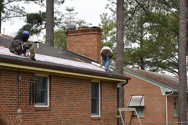 Roofing Contractor In Chesapeake Roof Replacement