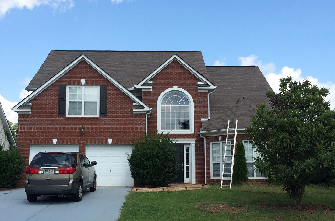 Professional Roof Repair And Gutter Installation In Winder, GA