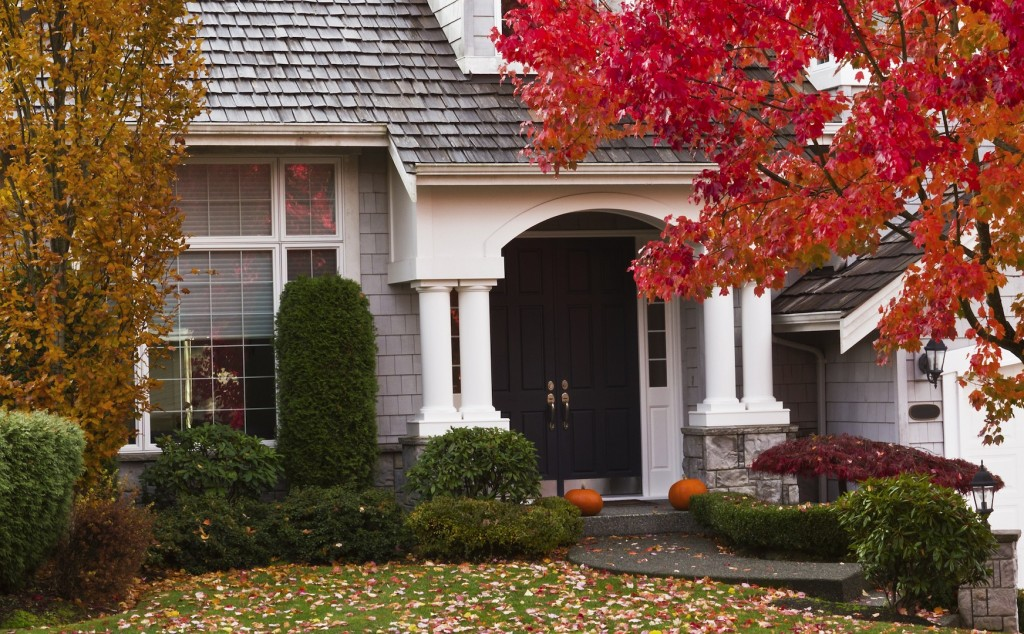 What makes fall the best time to update your exterior and up your home's curb appeal? Two reasons: Fall weather is...
