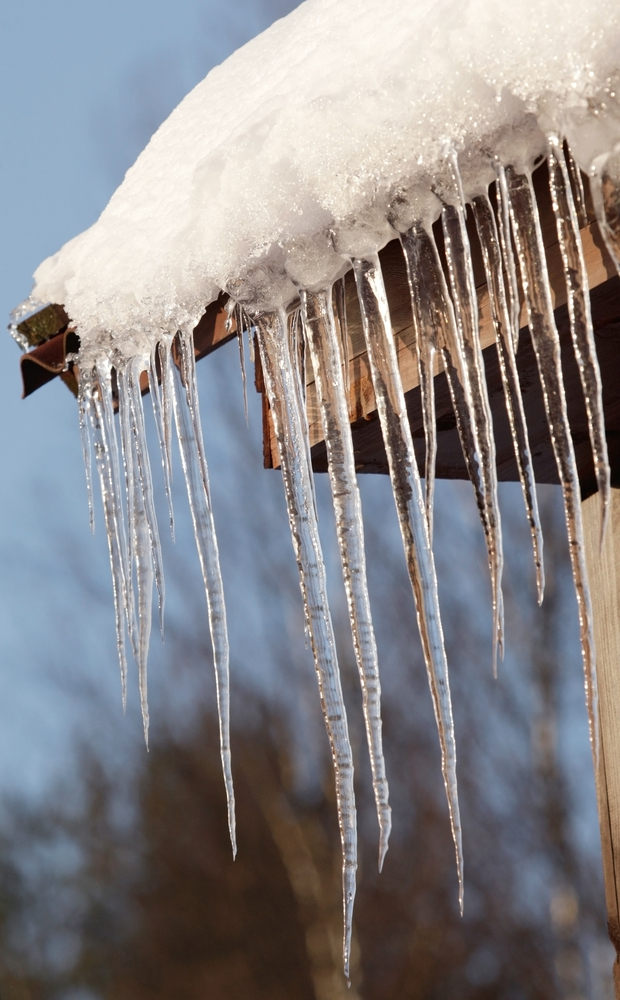 The icicles on your white-topped home may look nice, but heavy snow and ice buildup on your roof can lead...