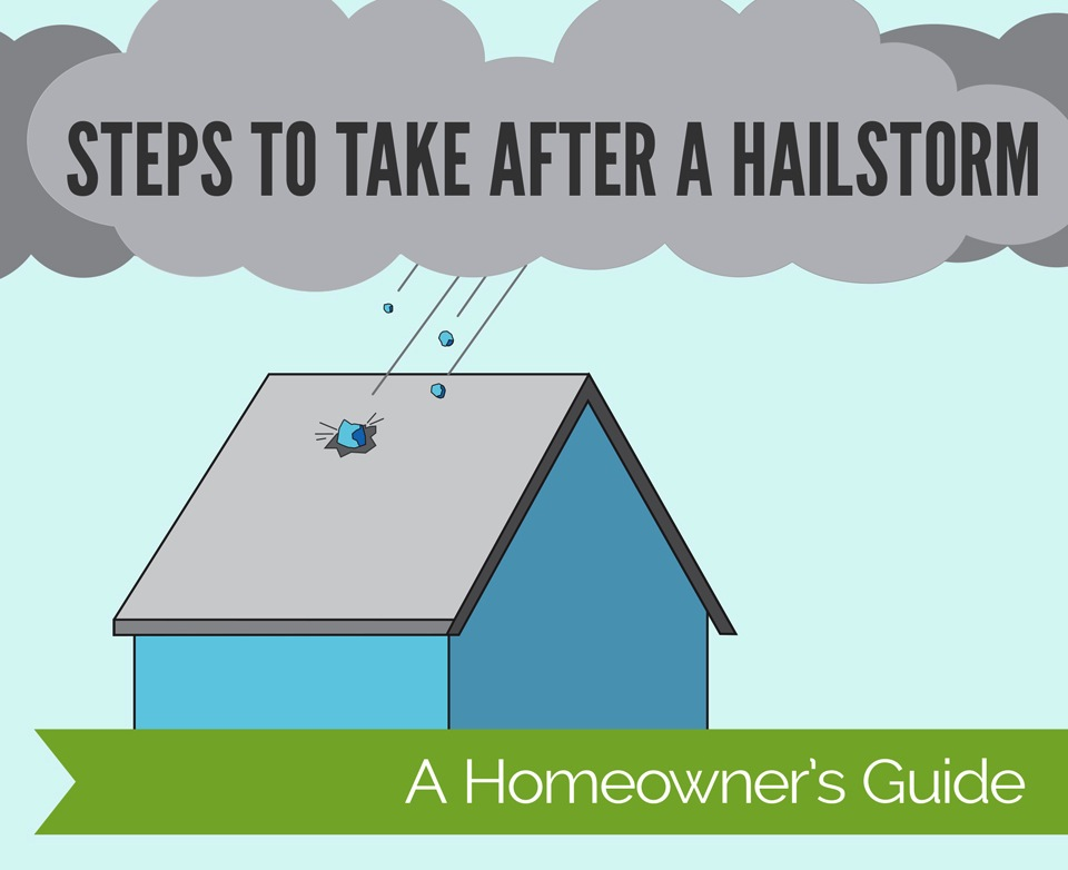 Were homes in your neighborhood hit by hail and in need of roof repair? Do you have a friend, family...